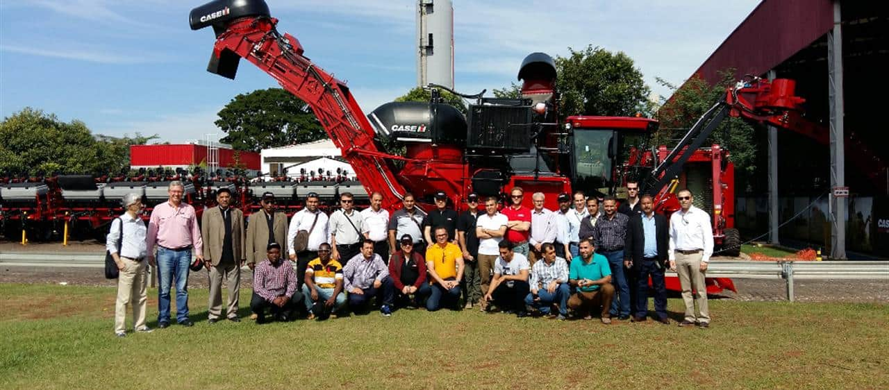 Case IH Sugar Camp 2017 gives insights into the world's largest sugarcane producer