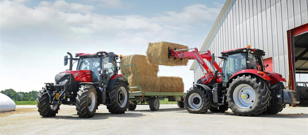 New eight-speed semi-powershift joins four-speed semi-powershift and CVX as transmission options for Maxxum tractor range