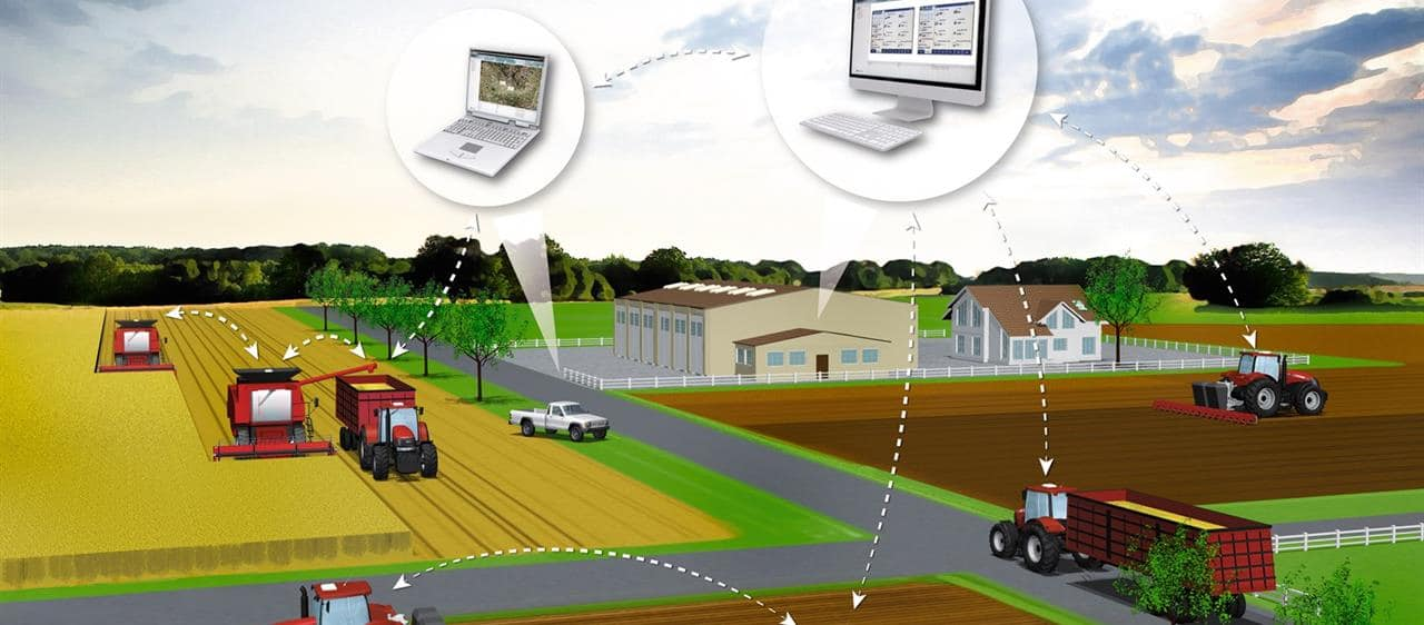 Case IH and The Climate Corporation partner to deliver two way data sharing