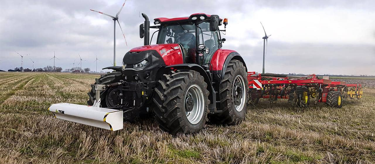 Case IH adds an innovative soil sensor for controlling tillage equipment and seed drills to its product portfolio