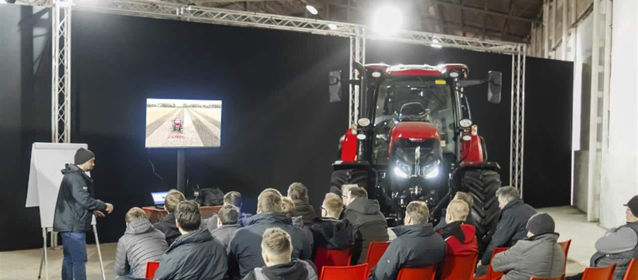 Largest ever Case IH training camp updates dealers