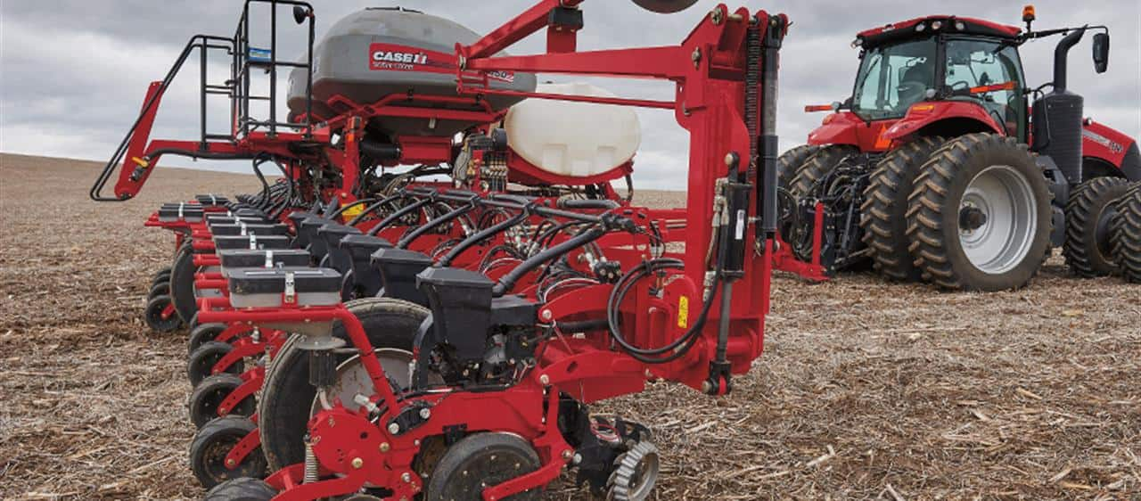 Case IH's new 2000 Series planter makes its first appearance at Nampo 2018 following the successful South African field tests
