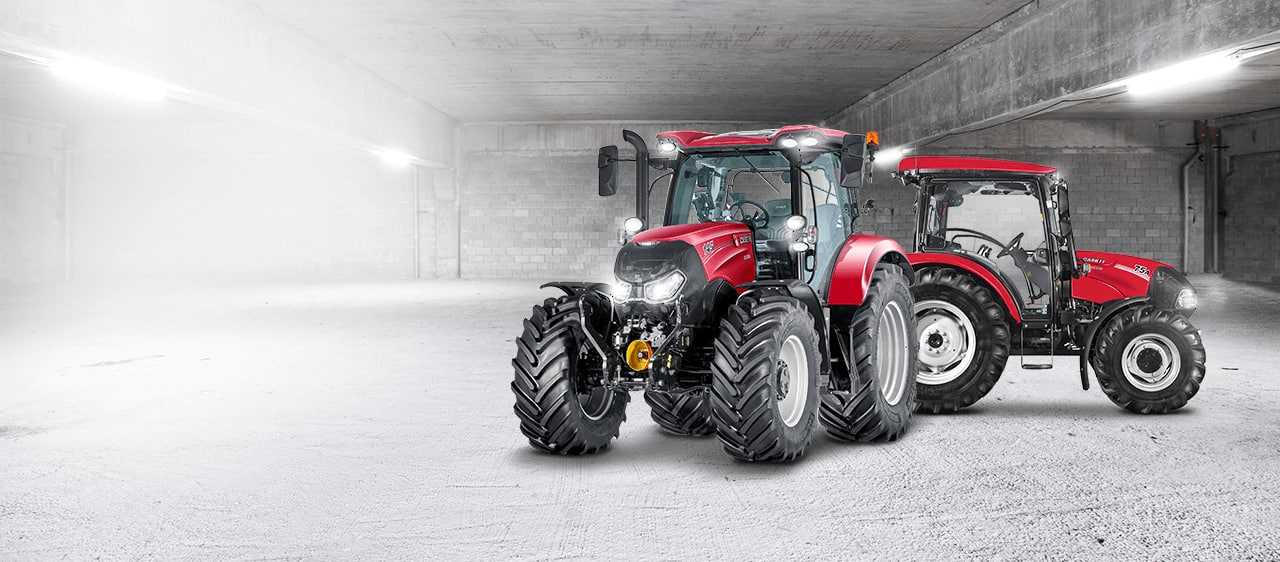 Dwa ciągniki Case IH finalistami konkursu Traktor of the Year 2019