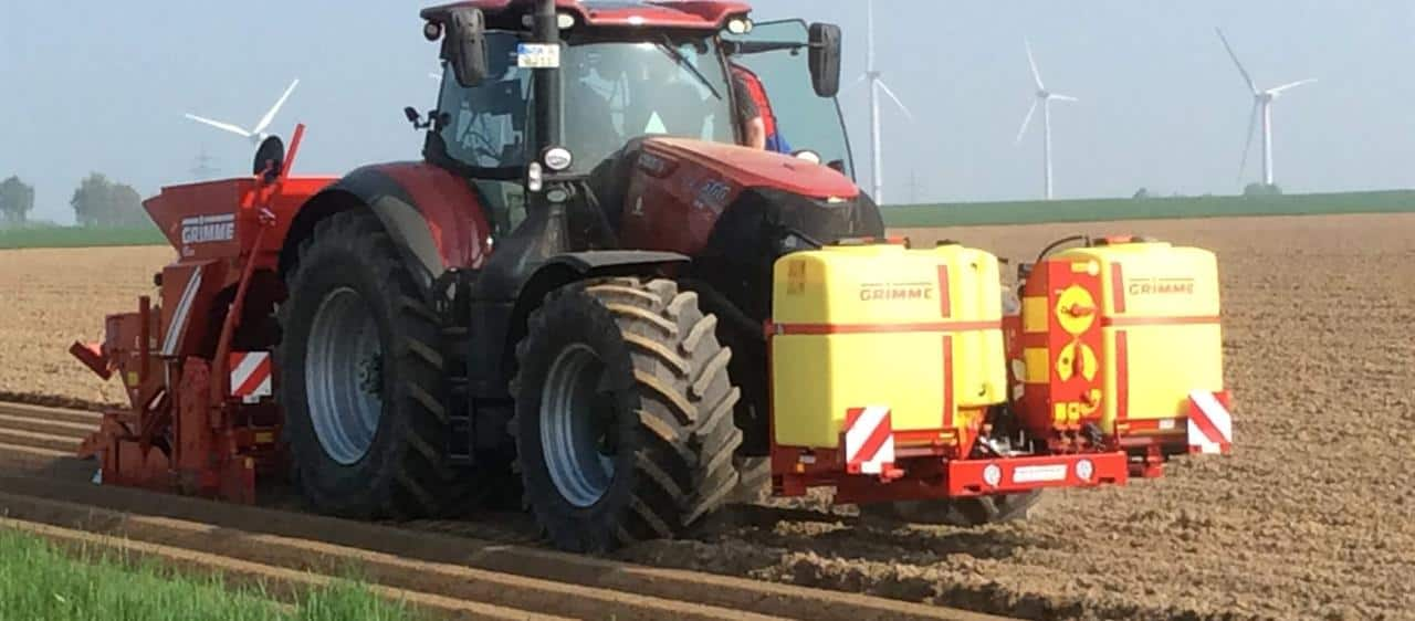 "Case IH ""bewegt"" Kartoffel-Highlight 2018"