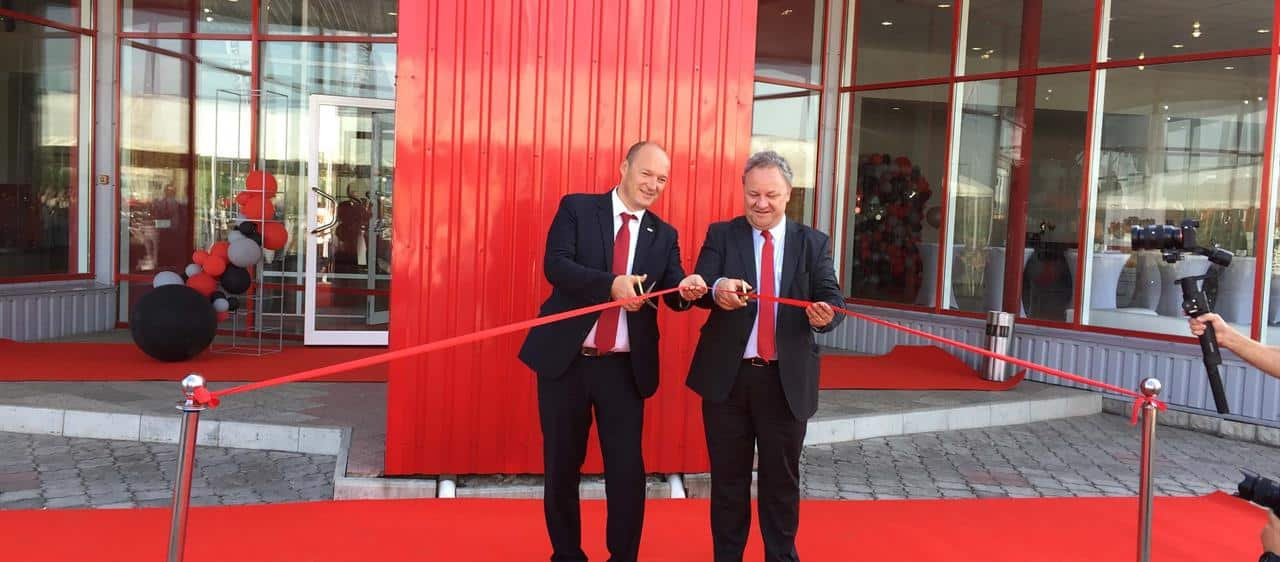 New Case IH Dealership in Rivne