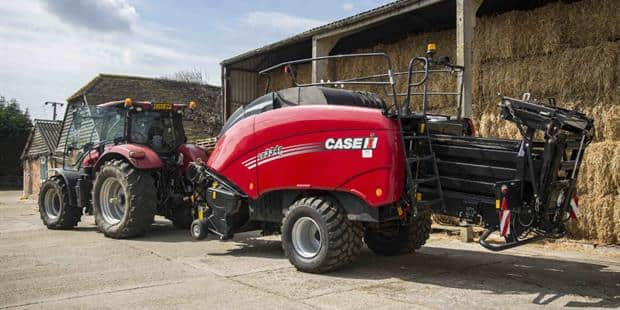 Sticking with Case IH balers