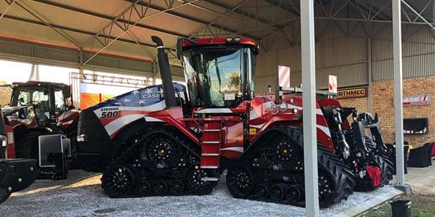 Case IH and South Africa distributor NORTHMEC highlight