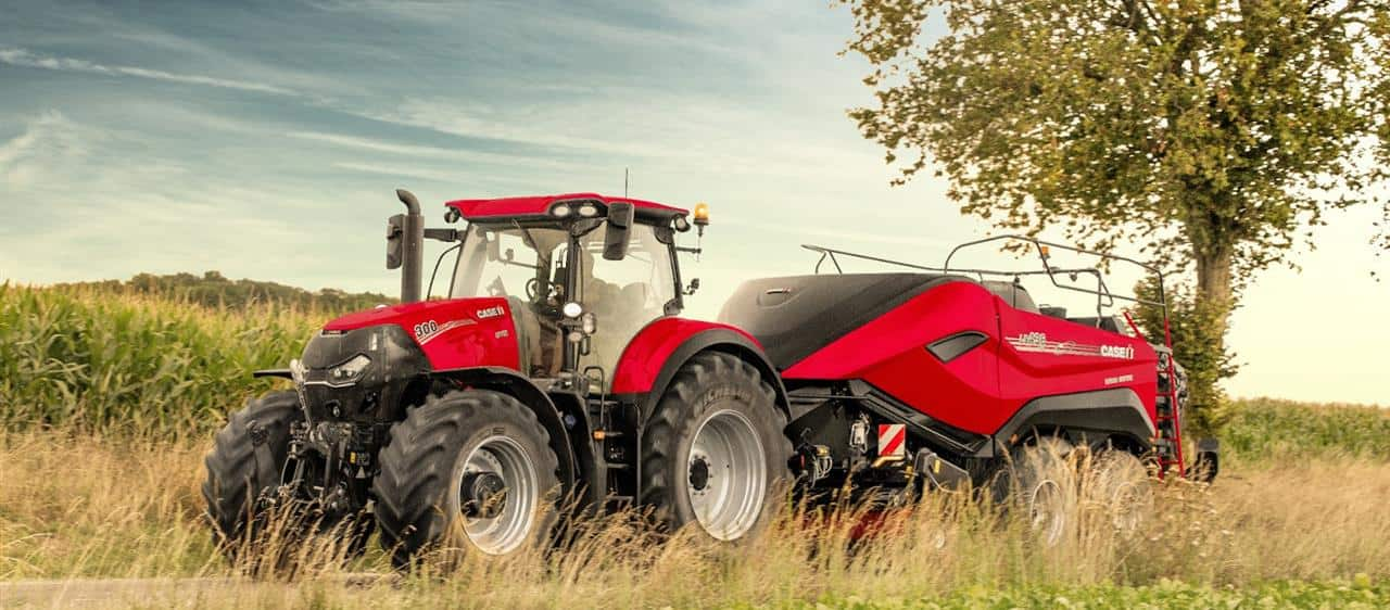 Caballero amable hablar rápido  New high-density flagship introduced to Case IH LB large square baler range  for 2020 season