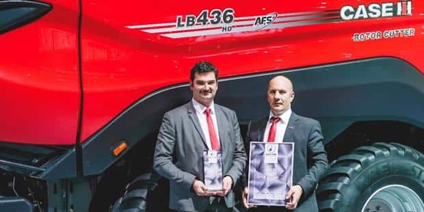 "Case IH otrzymuje nagrody ""Machine of the Year"" na targach Agritechnica 2019"