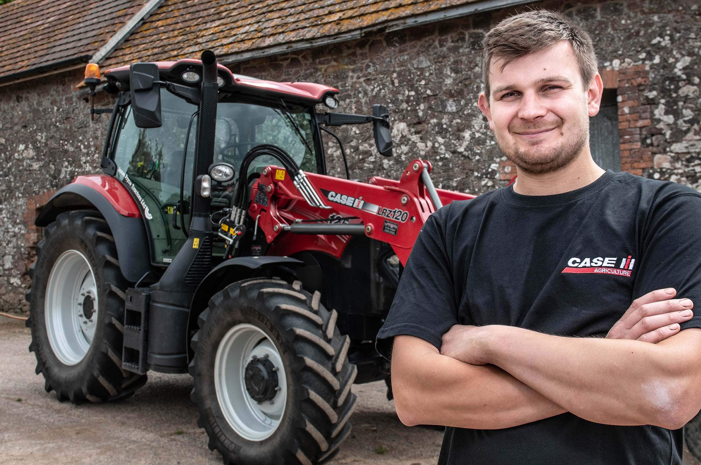 Versatility key for Devon-based dairy farmer
