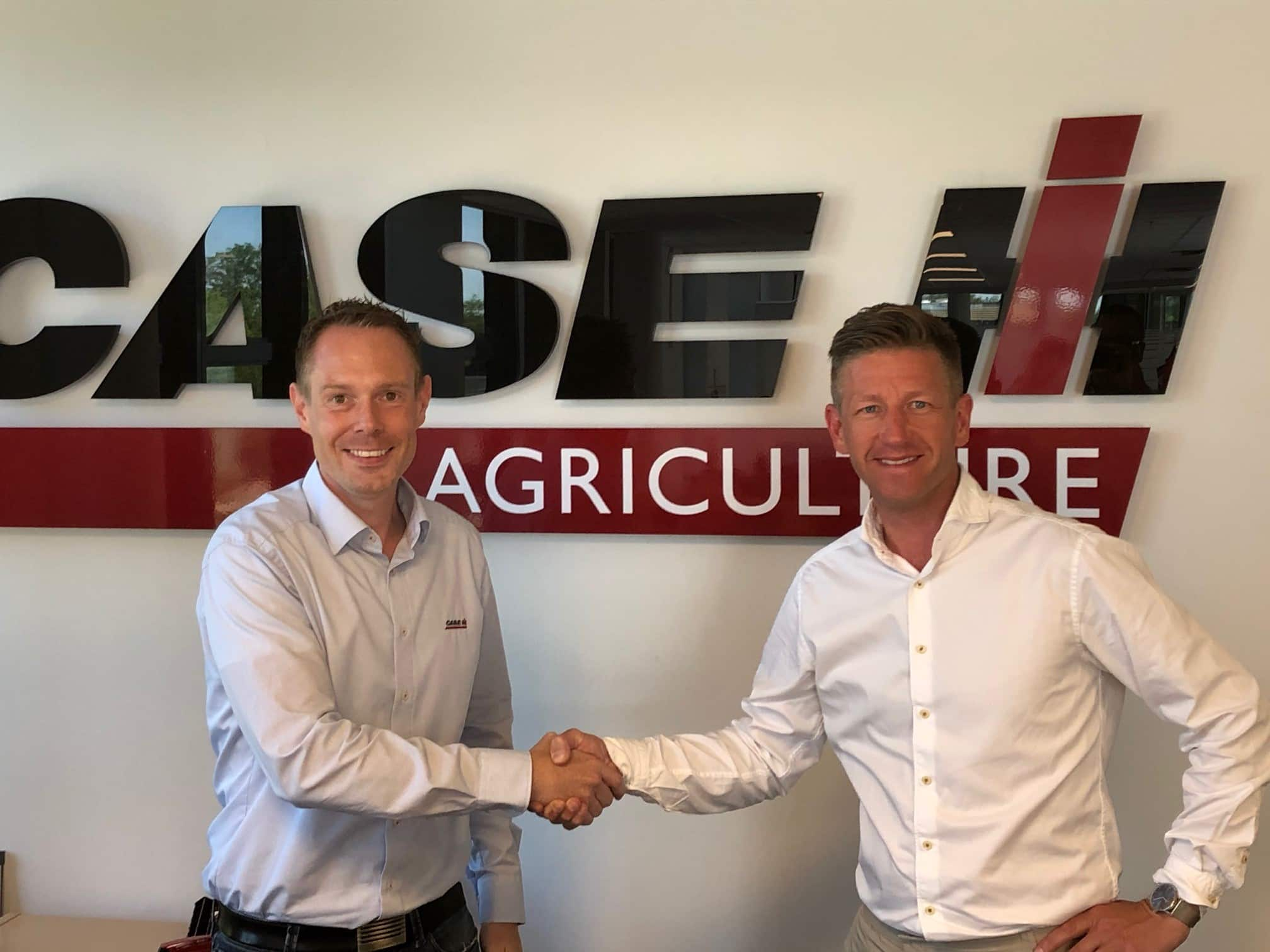 Ny Marketing Manager og ny Distriktschef hos Case IH