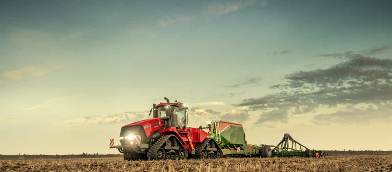 New cab environment and data transfer capabilities for flagship tractors creates new Case IH Quadtrac and Steiger AFS Connect™ series
