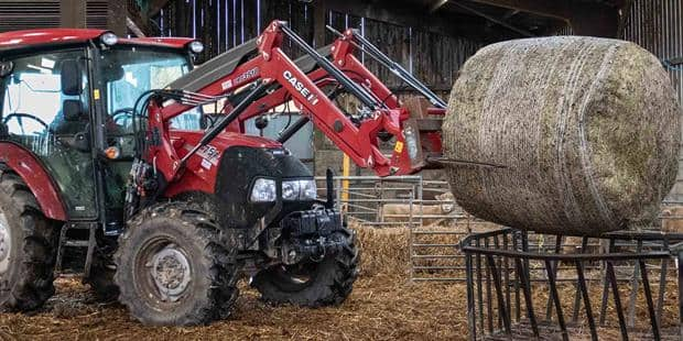 Farmall A leaves positive impression on competition winner