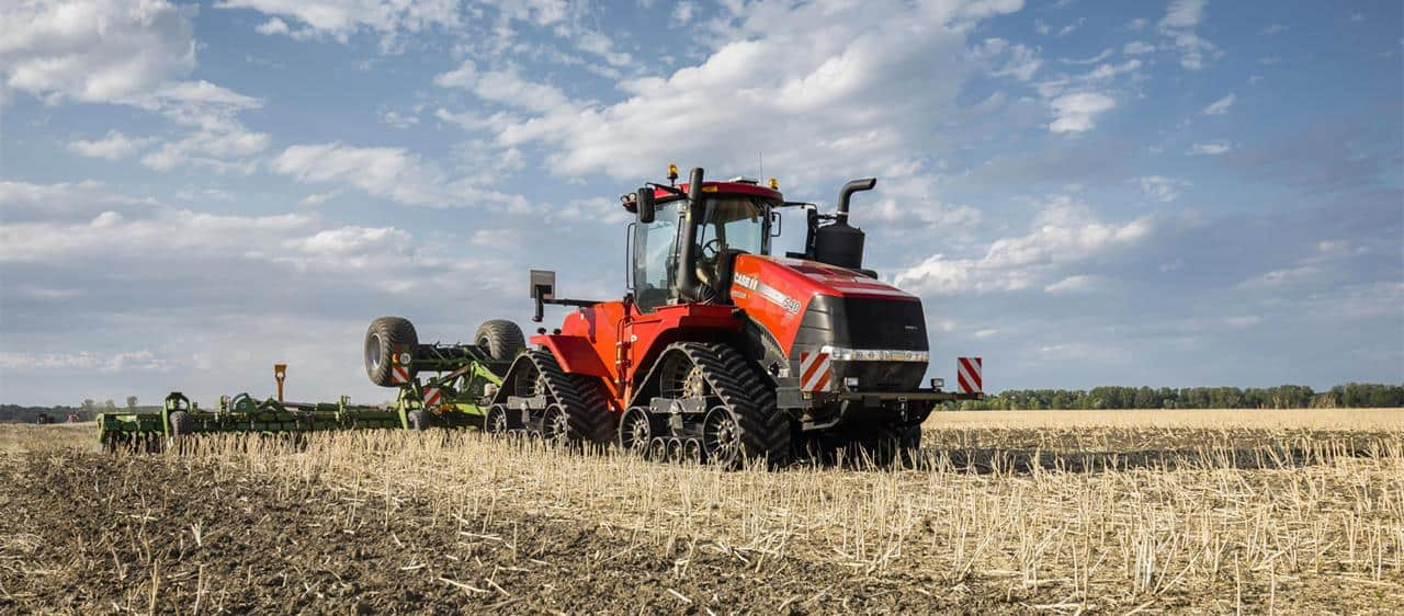 The new Quadtrac and Steiger AFS Connect™ series: when power meets technology