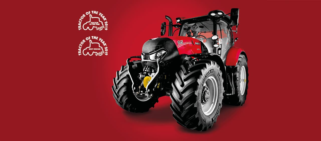 A successful year 2019 for Case IH with several recognitions for innovative technology