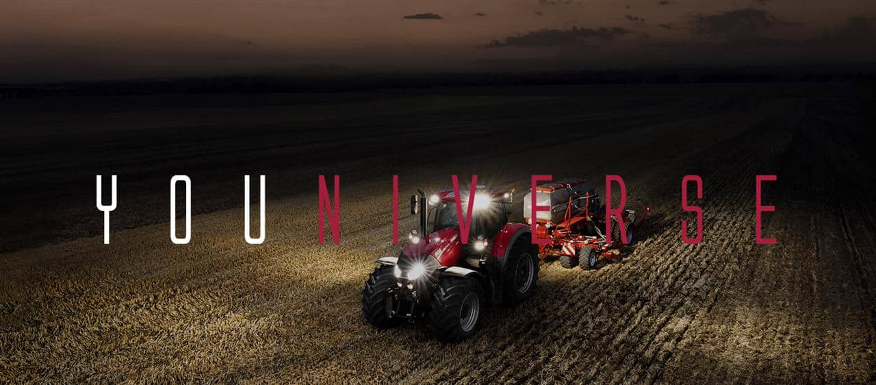 Unique online trade event announced by Case IH