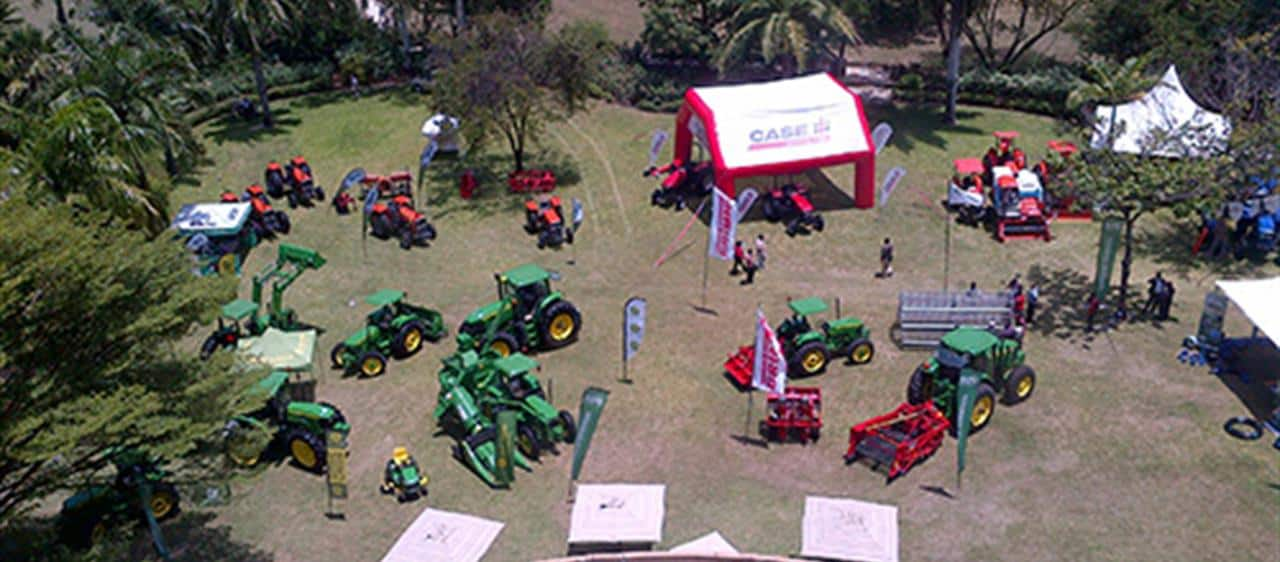 Case IH sponsors the Agribusiness Congress East Africa in Tanzania to support the region's agricultural growth