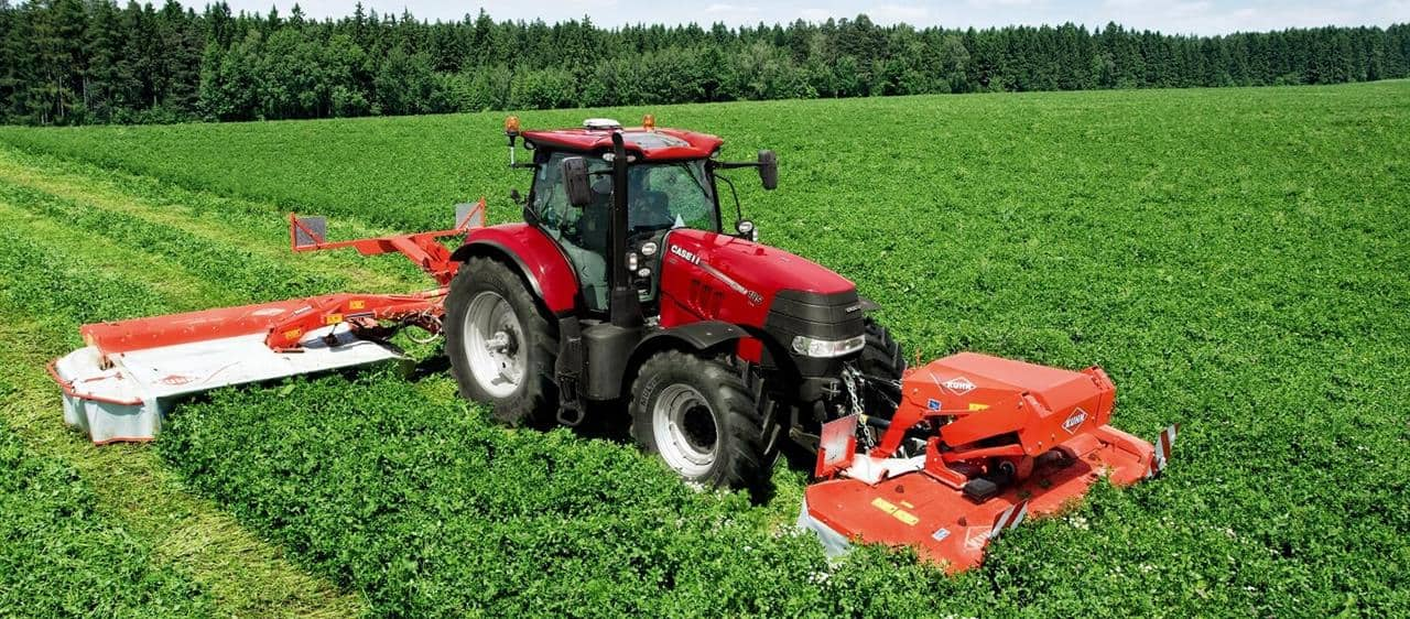New Case IH PUMA series – Stage IV for demanding arable, livestock and contracting operations