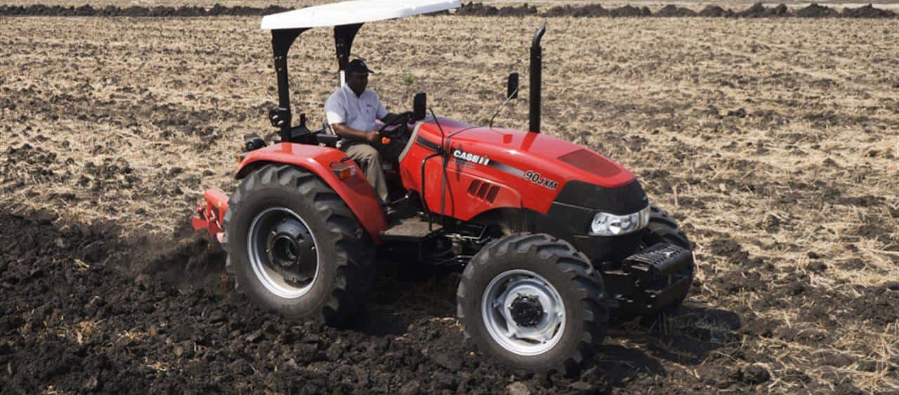 New Farmall JXM series with proven Case IH quality