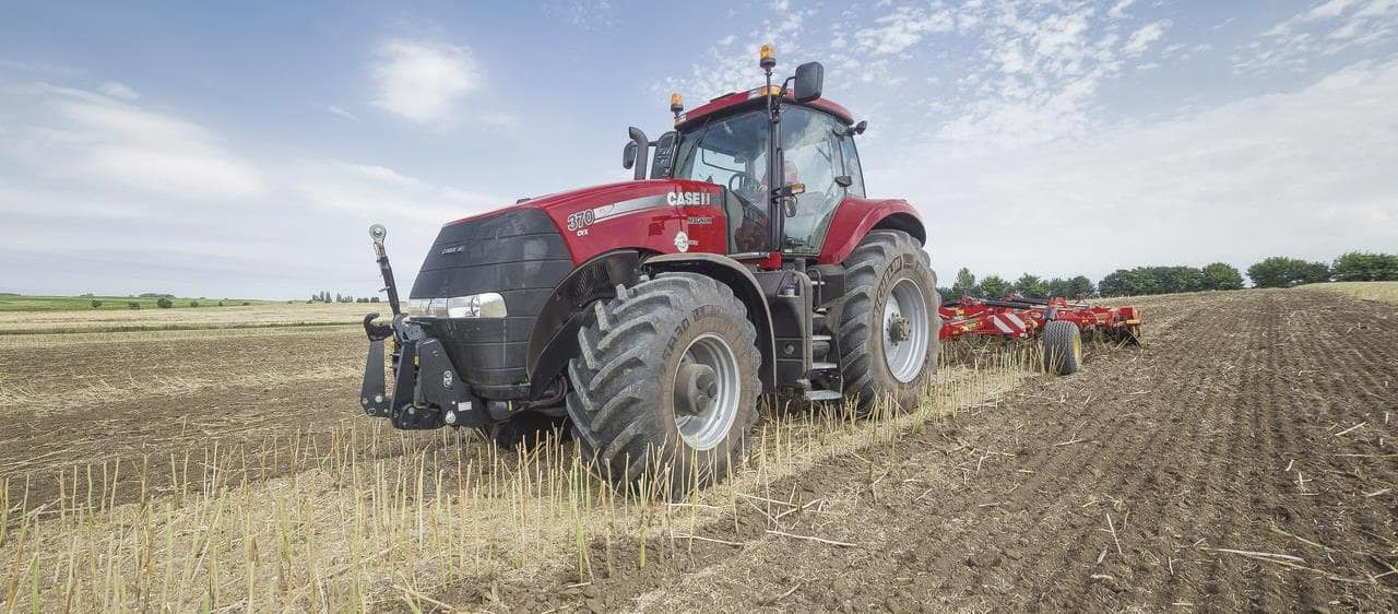 Constantly Variable Transmissions the focus of new tractors from Case IH at LAMMA