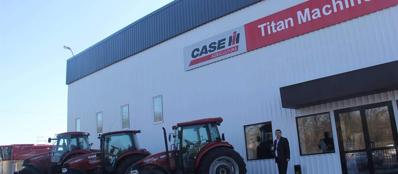New stepping stone for Case IH in Eastern Europe