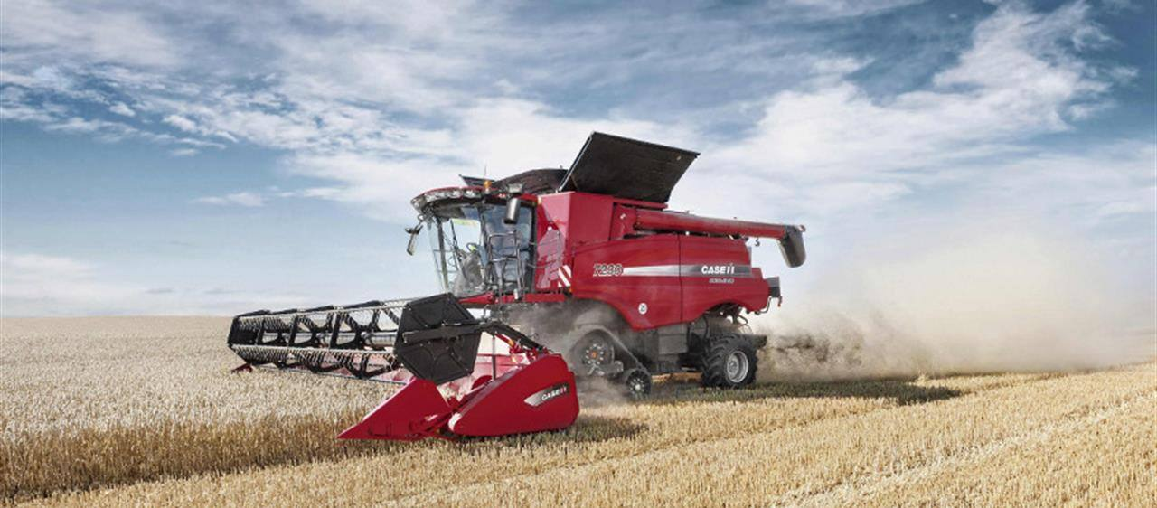 Case IH starts`combine training season 2014' in South Africa