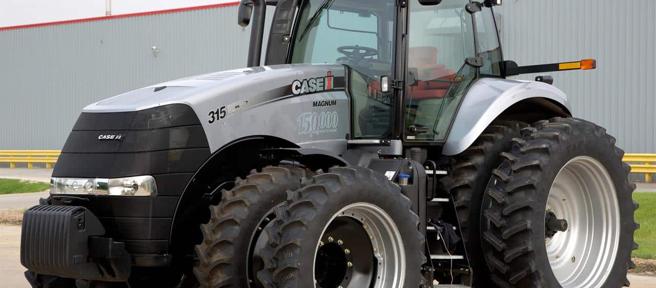 True success story: 150,000<sup>th</sup> Case IH Magnum tractor delivered in June 2014