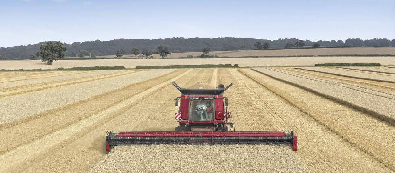 Case IH Axial-Flow<sup>®</sup>: Best headers for best combines