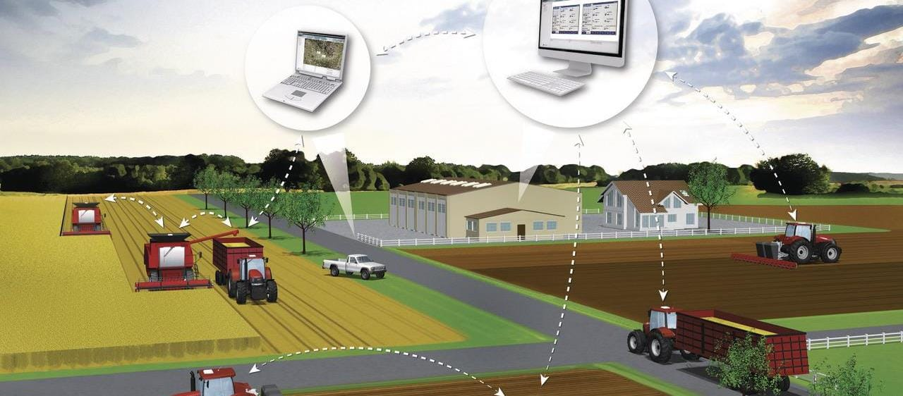 New telematics systems from Case IH
