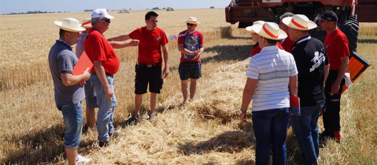 Case IH Commercial Training Plan