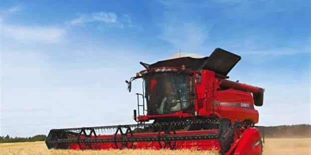 Latest Axial-Flow<sup>®</sup> combines keep Case IH at the forefront of harvesting technology