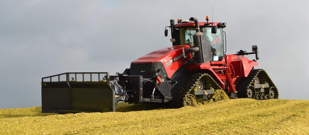 Case IH introduces new range of operations for XXL tractors