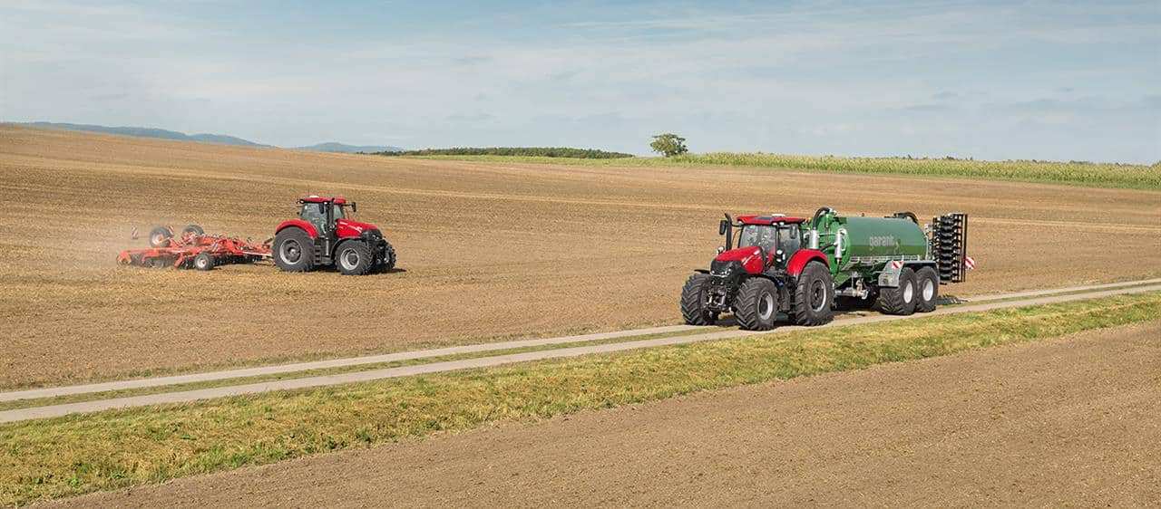 CASE IH OPTUM CVX – Another milestone in Case IH product history