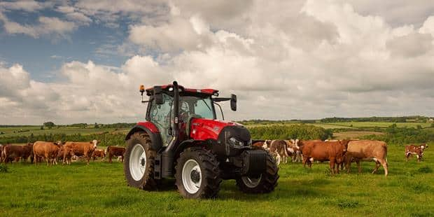 Maxxum 115: A good all-rounder, with excellent comfort