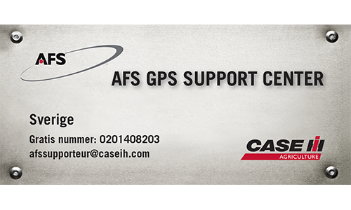 AFS Support