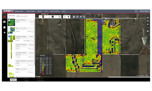DATA VISUALISATION FOR BETTER AGRONOMIC INSIGHTS