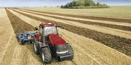 Single interface for precision farming functions