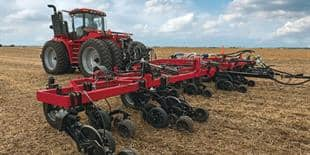 Nutri-Placer Pull-type Fertilizer Applicators