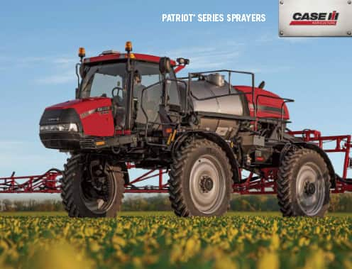 Sprayers - Patriot Series