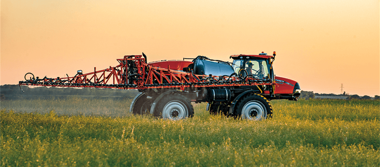 Sprayers-UNMATCHED PERFORMANCE