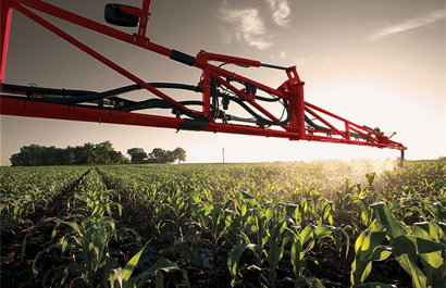 Sprayers-ADVANCED BOOM FOR ANY APPLICATION