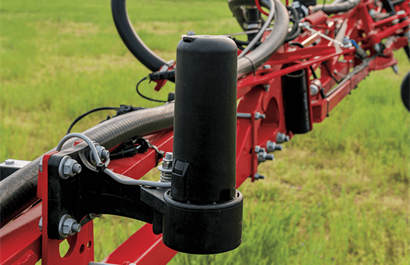 Sprayers-AUTOBOOM : INCREASE ACCURACY AND COVERAGE