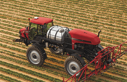 Sprayers-ACCUBOOM : REGULAR SPRAY PERFORMANCE