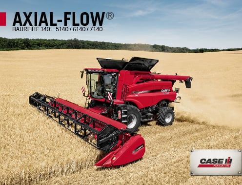 Axial-Flow<sup>®</sup> 140 Series