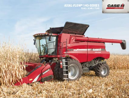 Axial-Flow 140 Series