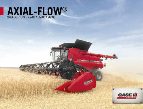 Axial-Flow<sup>®</sup> 240 Serien
