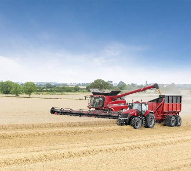 Axial Flow 240 Series