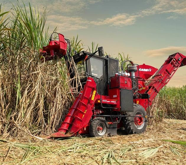Austoft 4000 Sugar Cane Harvester
