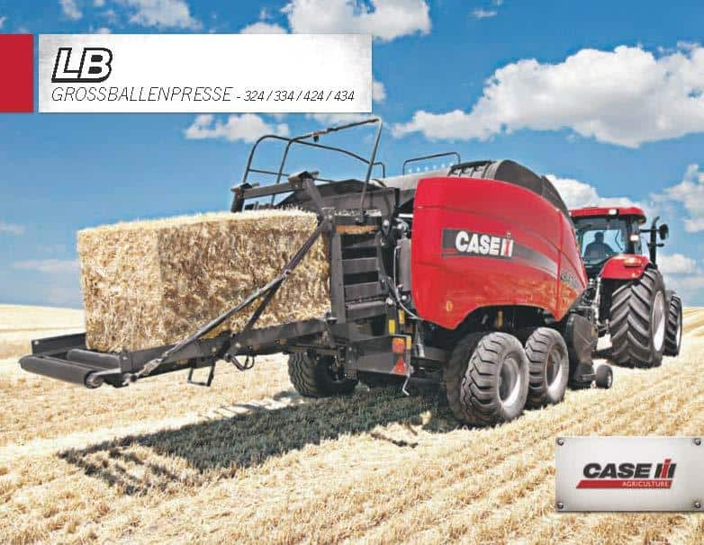 Large Balers LB 4 Series