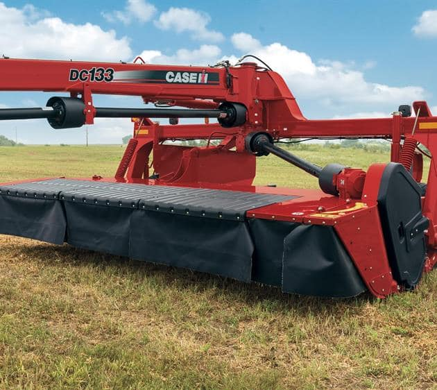 DC133 Disc Mower